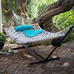 Algoma free standing double hammock - best free standing hammocks 2018