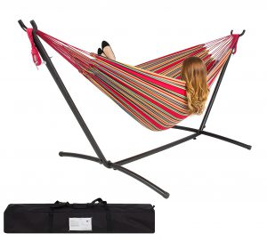 Best Choice Products Free Standing Hammock Space Saver: Best Free Standing Hammocks 2018
