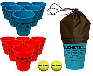 Bucketball: Outdoor Games For Adults