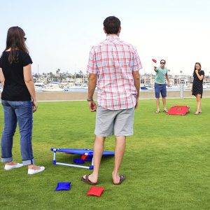 Cornhole Game: Best Outdoor Games For Adults