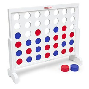 Giant Connect 4: Best Outdoor Games For Adults