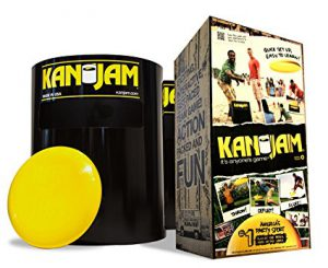 KanJam - one of the best outdoor games for adults