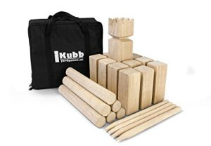 Kubb: Best Outdoor Games For Adults