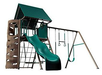 Lifetime Big Adventure Play Set: Best Small Swing Sets For Small Yards