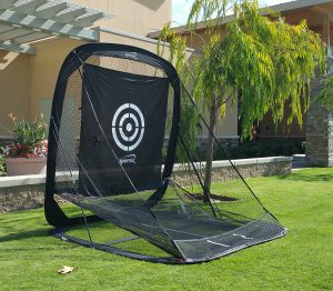 Spornia Golf Net With Optional Chipping Target