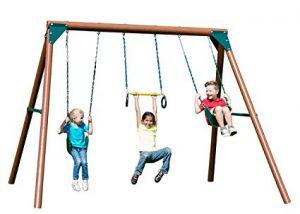 Swing-N-Slide Swings: Best Swing Sets For Small Backyards