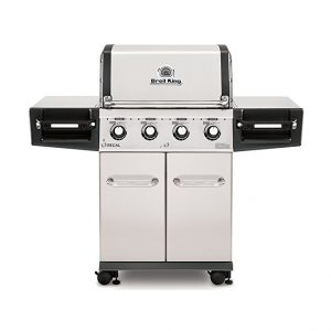 Best Gas Grills 2018: Broil King Regal S420 Pro 4 Burner Natural Gas Grill - Stainless Steel
