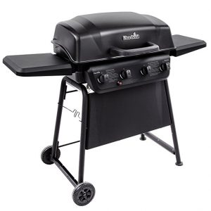 Best Gas Grills 2018: Char-Broil Classic 405 4-Burner Liquid Propane Gas Grill