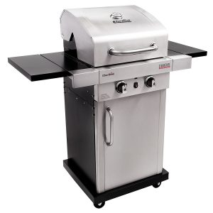 Best Gas Grills 2018: Char-Broil Signature TRU-Infrared 325 2-Burner Cabinet Liquid Propane Gas Grill