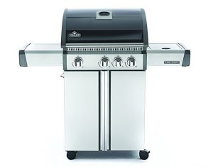 Napoleon T410SBNK Triumph Natural Gas Grill: Best Gas Grills 2017-2018
