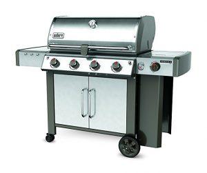 Best Gas Grills 2020: Weber 62004001 Genesis II LX S-440 Liquid Propane Grill