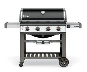 Best Gas Grills 2018: Weber 67010001 Genesis II E-410 Natural Gas Grill
