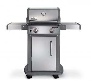 Best Gas Grills 2018: Weber 47100001 Spirit S210 Natural Gas Grill, Stainless Steel