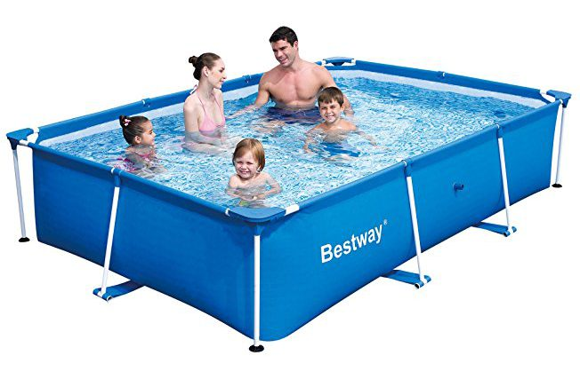Bestway Kids Metal Swimming Pool: Best Above Ground Pools 2020