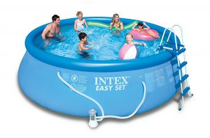 Intex Easy Set Pool: Best Above Ground Pools 2017-2018