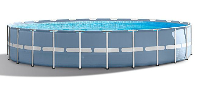 Intex Prism Frame Pool: Best Above Ground Pools 2020