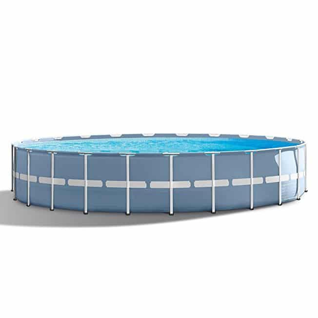 Intex prism frame pool best backyard gear - Intex prism frame ...