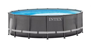Intext Ultra Frame Pool: Best Above Ground Pools 2017-2018