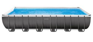 Intex Ultra Frame Rectangular Pool: Best Above Ground Pools 2017-2018