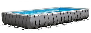 Intex Huge Rectangular Above Ground Pool: Best Above Ground Pools 2017-2018