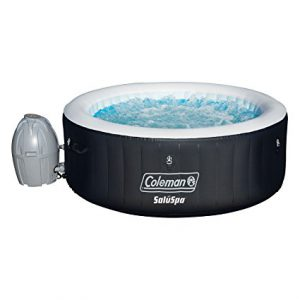 Best Inflatable Hot Tubs 2018: Coleman Inflatable 4 person