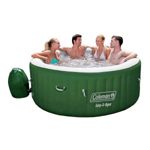 Best Inflatable Hot Tubs 2018: Coleman Lay Z Spa Inflatable Hot Tub