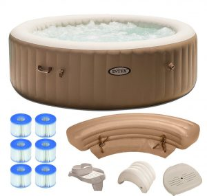 Inxtex PureSpa Bundle Package