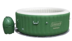Best Inflatable Hot Tubs 2019: Coleman SaluSpa 6 Person