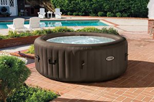 Intex Heated Jets Inflatable Spa