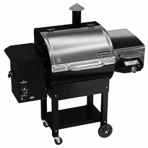 Best Pellet Grills 2019: Camp Chef Woodwind Pellet Grill with Sear Box