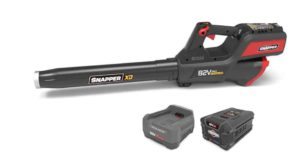 Best Battery Powered Leaf Blowers 2018: Snapper XD 82V 550 CFM Cordless Leaf Blower Kit