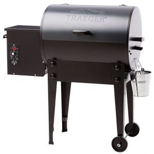 Best Pellet Grills 2018: Traeger Grills Tailgater 20 Portable Wood Pellet Grill and Smoker