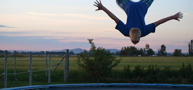 10 Best Trampolines For Teenagers (Or Adults Who Still Love To Bounce)