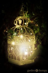 Birdcage Lighting: Outdoor Patio Lighting Ideas