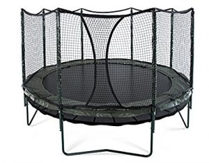 Best Trampolines For Teenagers | Best Trampolines For Adults 2018: DoubleBounc AlleyOop 14ft