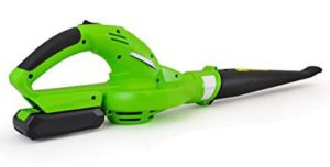 Best Battery Operated Leaf Blowers 2018: SereneLife Cordless Electric Leaf Blower