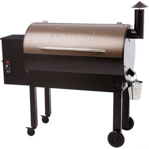 Best Pellet Grills 2018: Traeger TFB65LZBC Grills Texas Elite 34 Wood Pellet Grill and Smoker