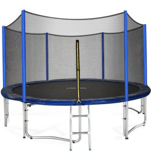 Best Trampolines For Teenagers | Best Trampolines For Adults 2018: Zupapa 15Ft