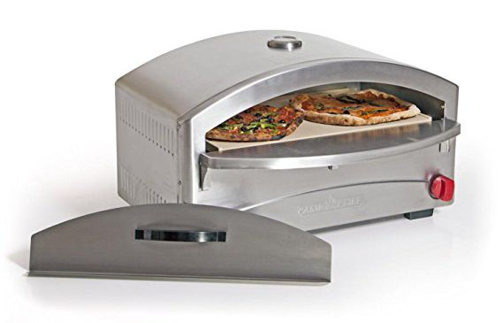 Best Outdoor Pizza Oven Reviews: Camp Chef Italia Artisan Pizza Oven Review