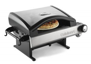 Best Outdoor Pizza Oven Reviews: Cuisinart CPO-600 Alfrescamore Portable Outdoor Pizza Oven