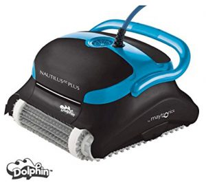 Best Pool Cleaners For Inground Pools 2018: Dolphin 99996403-PC Dolphin Nautilus Plus Robotic Pool Cleaner