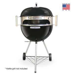 Best Outdoor Pizza Oven Reviews: KettlePizza Basic Pizza Oven Kit