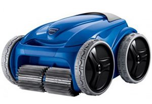Best Robotic Pool Cleaners For Inground Pools 2020: Polaris F9550 Sport Robotic In-Ground Pool Cleaner
