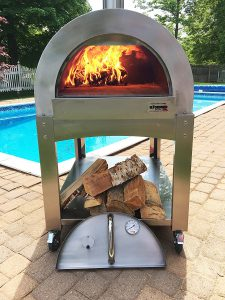 Best Outdoor Pizza Oven Reviews: ilFornino Professional Series Wood Fired Pizza Oven Review