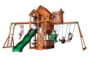 Heavy Duty Swing Sets For Older Kids: Backyard Discovery