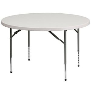 Best Round Picnic Tables: Round Adjustable