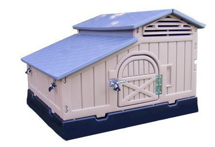 Formex Snap Lock Standard Chicken Coop Backyard Hen House : Best Chicken Coops for 4 chickens