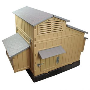 Best Chicken Coops for 4 Chickens: SnapLock Formex Large Chicken Coop