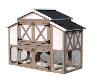 Best Chicken Coops For 4 Chickens: Zoovilla Deluxe
