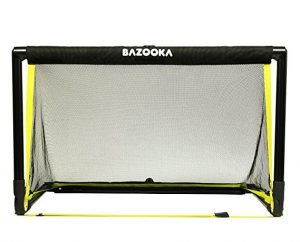 Best Soccer Goals For the Backyard 2018: Bazooka Pop Up Solid Frame